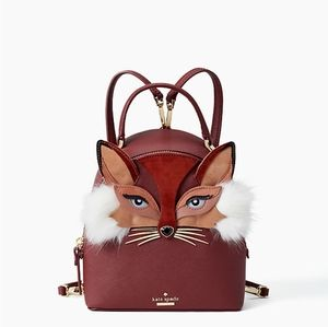 Kate Spade So Foxy Mini Backpack